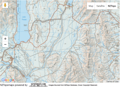 NZ Topo map type